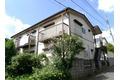 東京都調布市、仙川駅徒歩20分の築37年 2階建の賃貸アパート