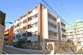 東京都新宿区、信濃町駅徒歩6分の築8年 5階建の賃貸マンション
