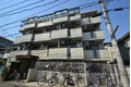 神奈川県川崎市中原区、武蔵小杉駅徒歩15分の築29年 4階建の賃貸マンション