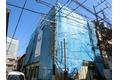東京都足立区、千住大橋駅徒歩7分の新築 3階建の賃貸アパート