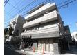東京都目黒区、渋谷駅徒歩19分の築13年 4階建の賃貸マンション
