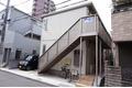 東京都葛飾区、亀有駅徒歩4分の築3年 2階建の賃貸アパート