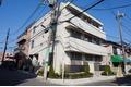 東京都練馬区、平和台駅徒歩14分の築2年 3階建の賃貸マンション