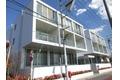 東京都目黒区、学芸大学駅徒歩7分の築13年 4階建の賃貸マンション