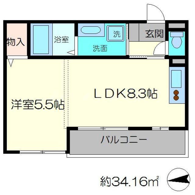 調子1丁目新築アパート