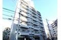 東京都品川区、大井町駅徒歩3分の築20年 8階建の賃貸マンション