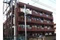 東京都練馬区、中村橋駅徒歩11分の築34年 4階建の賃貸マンション