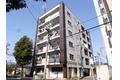 東京都中野区、沼袋駅徒歩14分の築42年 6階建の賃貸マンション