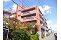 東京都中野区、中野駅徒歩17分の築36年 4階建の賃貸マンション