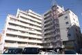 東京都中野区、新中野駅徒歩1分の築45年 9階建の賃貸マンション