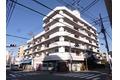 東京都練馬区、江古田駅徒歩5分の築35年 6階建の賃貸マンション