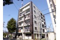 東京都中野区、沼袋駅徒歩14分の築43年 6階建の賃貸マンション