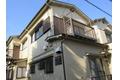 東京都文京区、本駒込駅徒歩8分の築41年 2階建の賃貸アパート