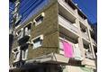 東京都新宿区、信濃町駅徒歩7分の築43年 5階建の賃貸マンション