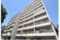 東京都港区、六本木駅徒歩11分の築45年 13階建の賃貸マンション