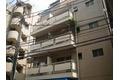 東京都目黒区、目黒駅徒歩8分の築38年 6階建の賃貸マンション
