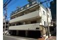 東京都港区、六本木駅徒歩7分の築34年 3階建の賃貸マンション