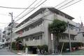 東京都港区、神谷町駅徒歩10分の築33年 4階建の賃貸マンション