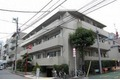 東京都港区の築33年 4階建の賃貸マンション