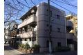 東京都目黒区、代官山駅徒歩8分の築23年 3階建の賃貸マンション