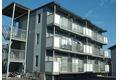 愛知県岡崎市、東岡崎駅バス17分百々住宅前下車後徒歩4分の築28年 3階建の賃貸アパート