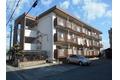 静岡県沼津市、片浜駅バス10分火の見下下車後徒歩2分の築36年 3階建の賃貸マンション