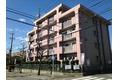 愛知県岡崎市、岡崎駅バス5分緑丘下車後徒歩5分の築28年 5階建の賃貸マンション