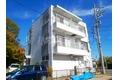 愛知県豊田市、平戸橋駅徒歩9分の築29年 3階建の賃貸マンション