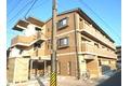 愛知県豊田市、上挙母駅徒歩2分の築7年 3階建の賃貸マンション